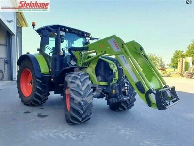 Claas Arion 660 CMATIC FL