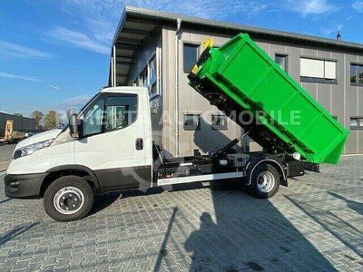 Iveco Daily 70C18H/P Luftfed/HYVA Abrollkipp/NAVIG/AHK
