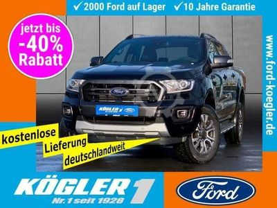 Ford Ranger DoKa Wildtrak Aut. 26%*