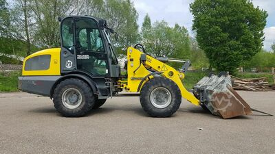 Wacker Neuson WL70 wheel loader