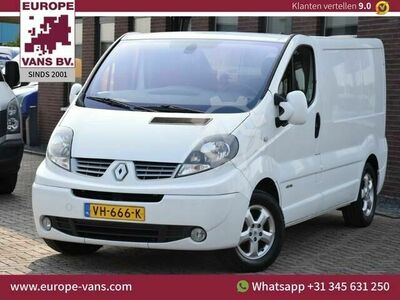 Renault Trafic 2.0 dCi 115pk L1H1 Black Edition Automaat 0