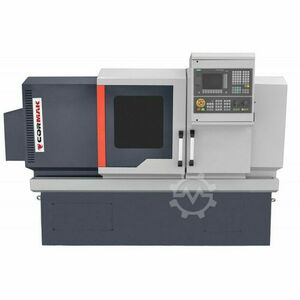 CNC τόρνος 400x700 Hydr. Τσακ Tailstock