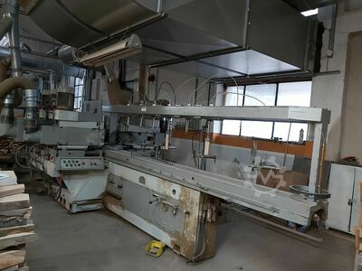 Linear Copier milling sanding machine