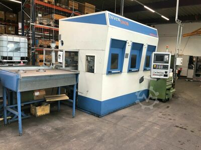 2 spindle vertical lathe