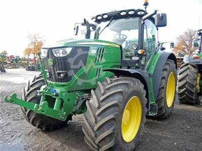John Deere 6170R DD E 50