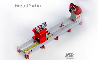 HORIZONTAL POSITIONER