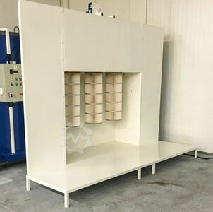 POWDER CABIN POWDER COATING