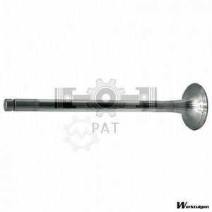Deutz FL514 Exhaust valve with groove