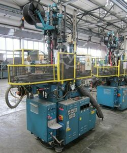 Injection molding machines - Special