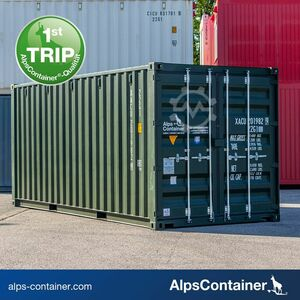 20ft Seecontainer / Lagercontainer