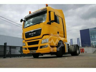 MAN TGX 18.480 XLX BLS MANUAL