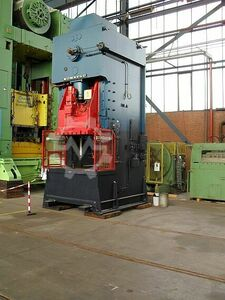 Mechanical Press KOMATSU, C-Frame