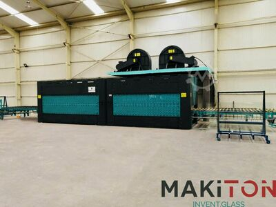Glass Tempering Furnace NEW