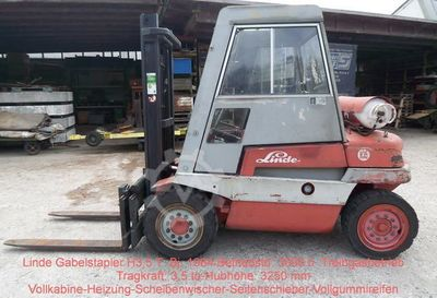 Linde Germany H 35 T