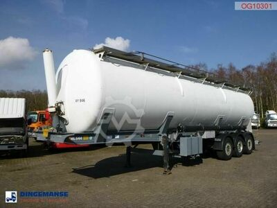 Gofa Powder tank alu 58 m3 (tipping)