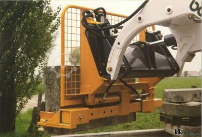 Wheel loader other attachments