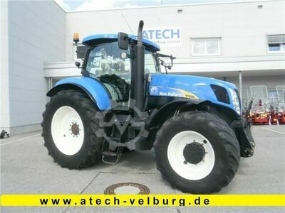 New Holland t 7050 ac
