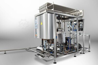 Pasteurizer for milk and eggs