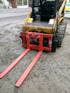 Hydraulic Fork for compact loader