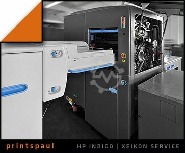 HP Indigo Press 5000r | Reconditioned