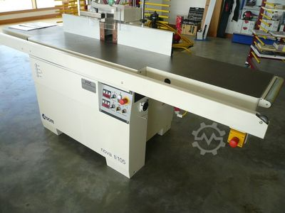 Swivel spindle milling machine