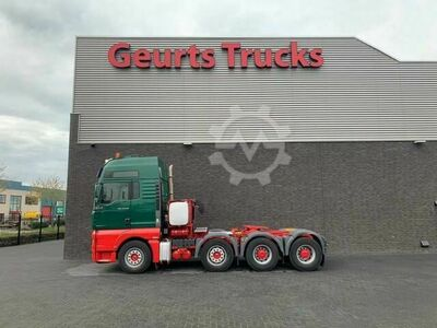 MAN TGA 41.530 8X4 HEAVY DUTY TRACTOR 180 TONS