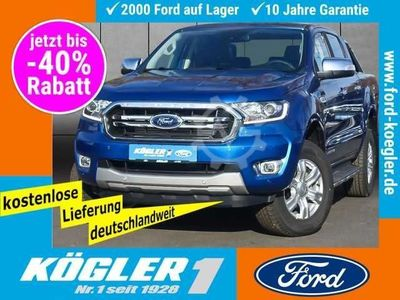 Ford Ranger Doka Limited Aut./AHK/Rollo 26%*