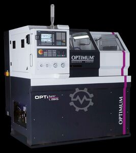 Optimum Maschinen - Germany Optiturn L28 HS CNC