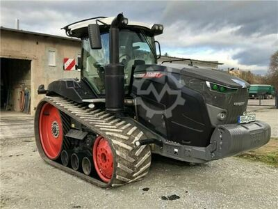 Fendt 943 MT Black Beauty