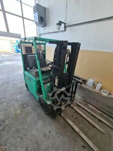 forklift explosion proof