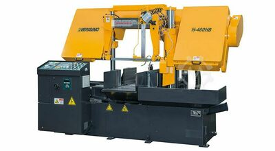 Everising H-460 HB bandsaw fully automatic machine