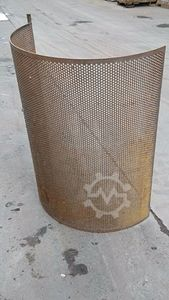 Cutting mill sieves / perforated sheets