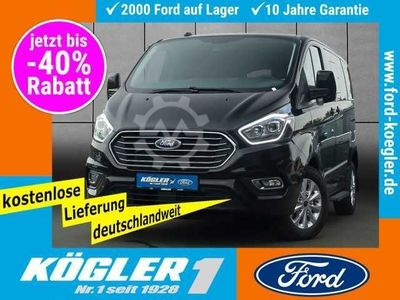 Ford Tourneo Custom 320 L1H1 Trend Aut. 34%*