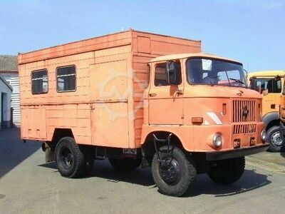 Sonstige/Other Andere W 50 LA 4x4