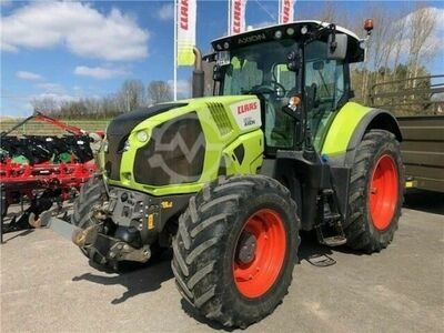 Claas axion 800ceb