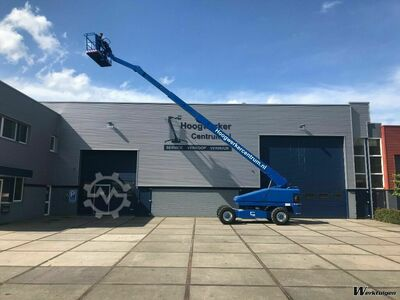Telescopic boom lift 22 metres