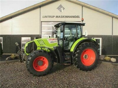 Claas ARION 640 CEBIS Med frontlift