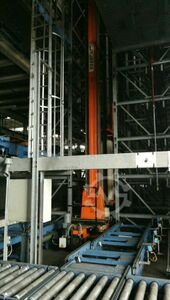 automatic high rack approx. 2000 pallet