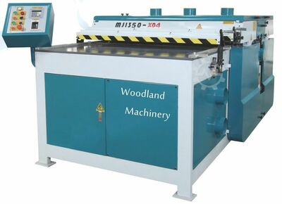 WOODLAND MACHINERY -
