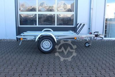 Tpv Trailers MB2 mit Tempo 100