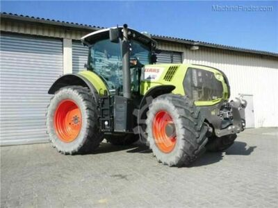 Claas Axion 810 C Matic 50