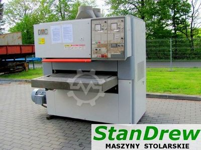Wide belt sander DMC