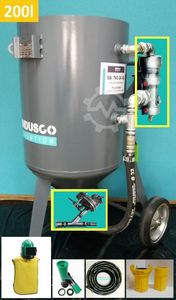 Indusco Solution OPTIMAL 200l