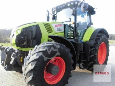 Claas AXION 850 Cebis CMATIC