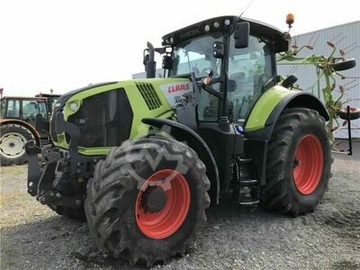 Claas axion 810 cb