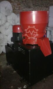 Plastcompactor GP-55