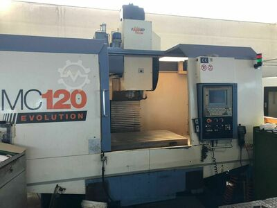 1873 WORK CENTRE FAMUP mod.MC 120E