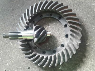 Bell Terex Moxy Ropa tiger differential