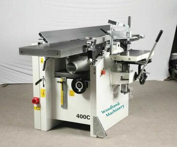 WOODLAND MACHINERY  400C