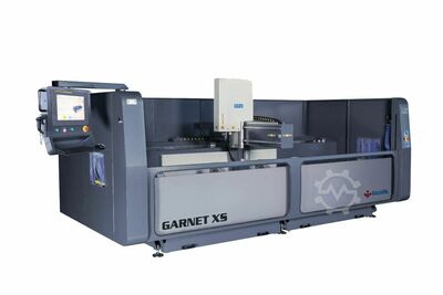 Machining centre (3+1 axes)